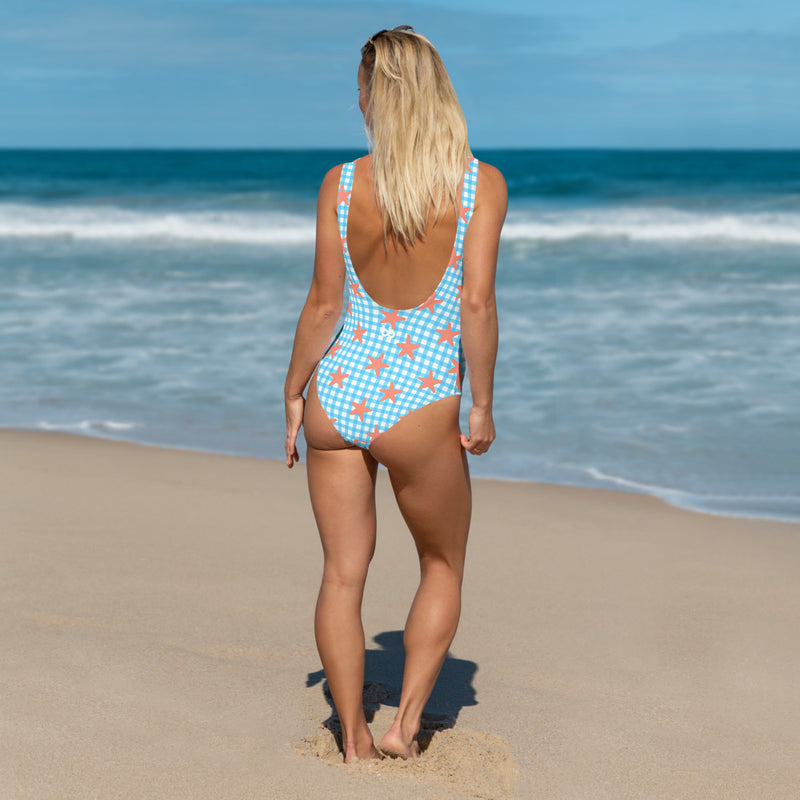 Wish Upon A Starfish One-Piece Swimsuit