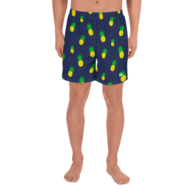Mighty Fine Pineapple Men's Shorts