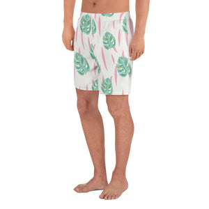 Keep Palm and Carry On Men's Shorts