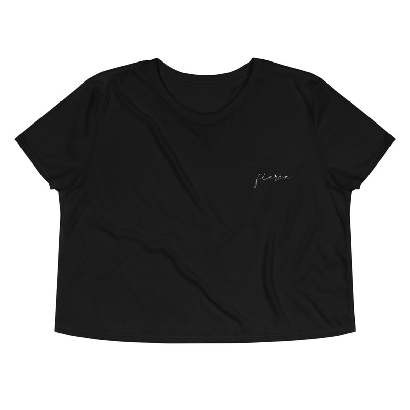 Fierce Crop Tee