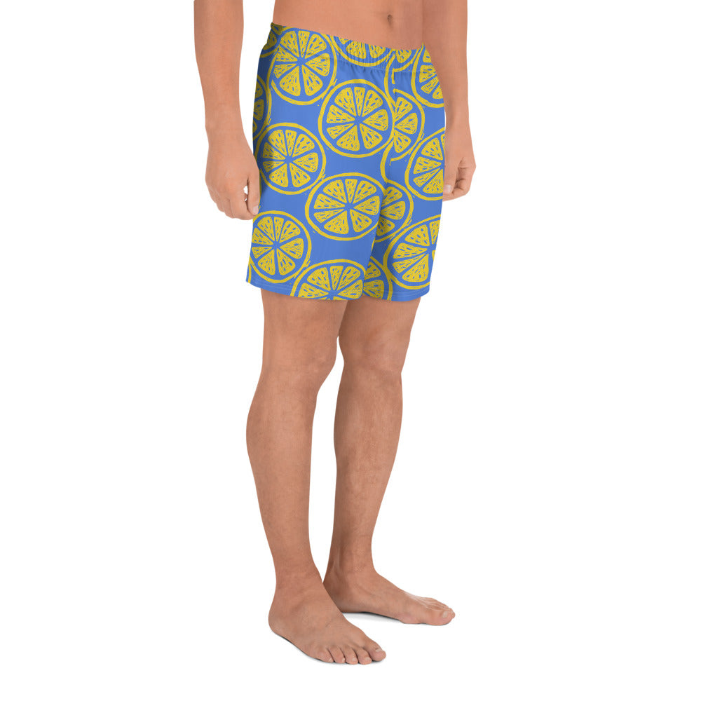 Blue Lemonade Men's Shorts