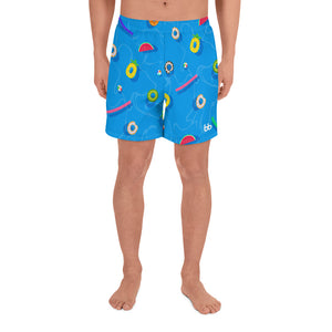 Let's Have A Pool Party Men's Shorts