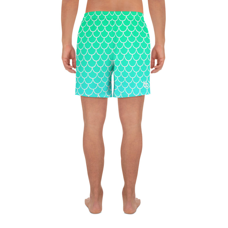 Merman Of The Sea Men's Shorts