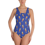 Rum Punched Out One-Piece Swimsuit
