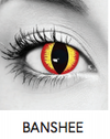 Banshee Halloween Contact Lenses