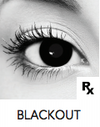 Blackout Halloween Contact Lenses