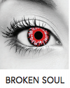 Broken Soul Halloween Contact Lenses
