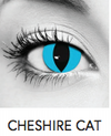 Cheshire Cat Halloween Contact Lenses