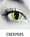Creepers Halloween Contact Lenses