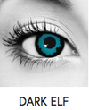 Dark Elf Halloween Contact Lenses