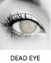 Dead Eye Halloween Contact Lenses