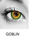 Goblin Halloween Contact Lenses