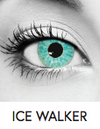 Ice Walker Halloween Contact Lenses