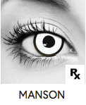 Manson Halloween Contact Lenses