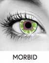 Morbid Halloween Contact Lenses