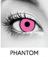 Phantom Halloween Contact Lenses