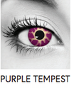 Purple Tempest Halloween Contact Lenses