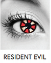 Resident Evil  Halloween Contact Lenses