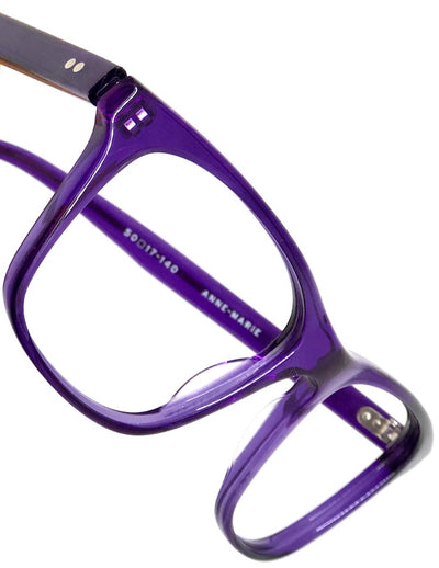 SALT Anne Marie purple eye glasses 3