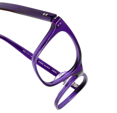 SALT Anne Marie purple eye glasses 2