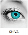 Shiva Halloween Contact Lenses