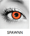 Spawn Halloween Contact Lenses
