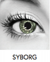 Syborg Halloween Contact Lenses