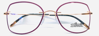 Silhouette Dynamic Colorwave eye glasses 1