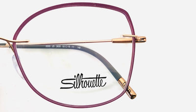 Silhouette Dynamic Colorwave eye glasses 3