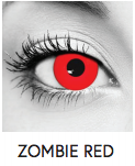 Zombie Halloween Contact Lenses