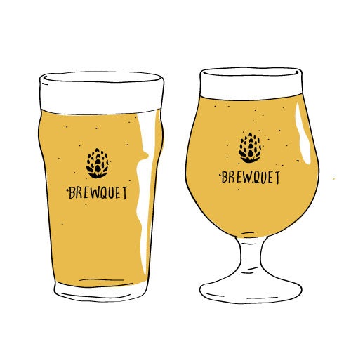 The Brewquet Guide to Drinking Vessels