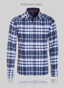 Western Shirt With a Fashion Snap Buttom STYLE #WD02105