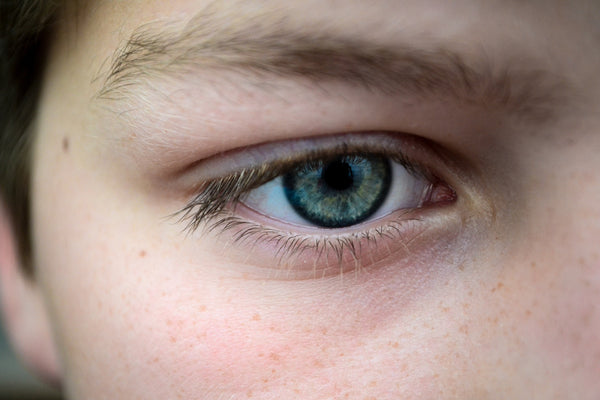 Close Up of Child's Eye
