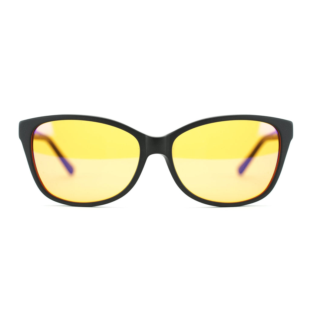 Round Blue Light Filtering Glasses