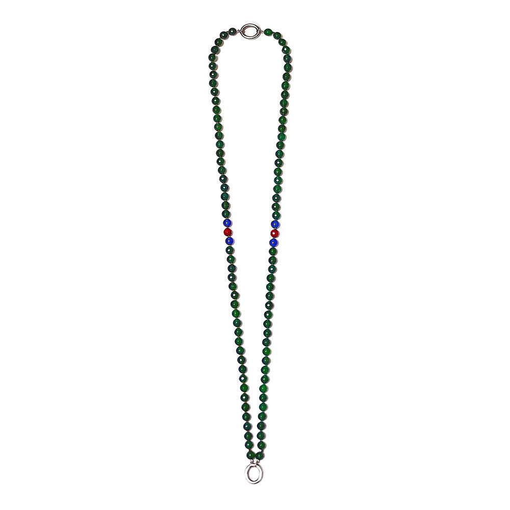 'GIFT 11 - GREEN' SPIRITUAL GEM NECKLACE