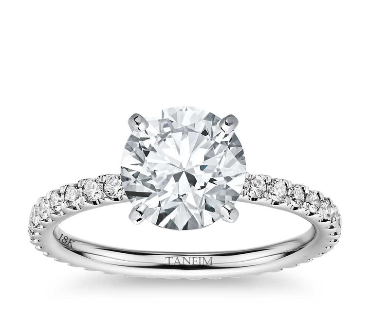 Engagement Diamond Solitaire Ring 1.00 CT G/VS2