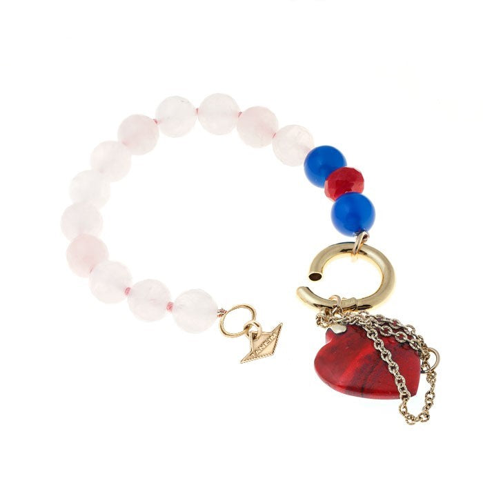 """GIVEN-ROSE"" FASHION AND SPIRITUAL BRACELET"