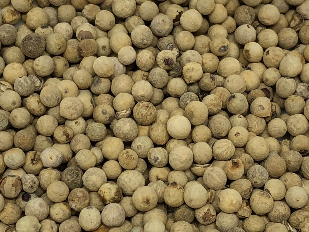 Peppercorns White