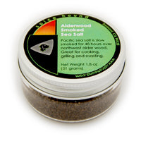 Alderwood Smoked Salt