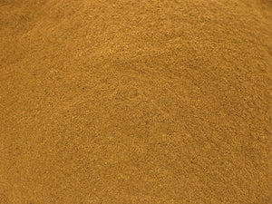 Indonesian ground cinnamon
