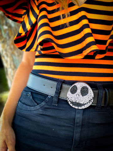 Jack Skellington Belt