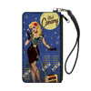 Canvas Zipper Wallet - SMALL - BLACK CANARY Bombshell Variant Cover SOLD OUT Poster/Skyline