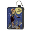 Canvas Zipper Wallet - MINI X-SMALL - BLACK CANARY Bombshell Variant Cover SOLD OUT Poster/Skyline