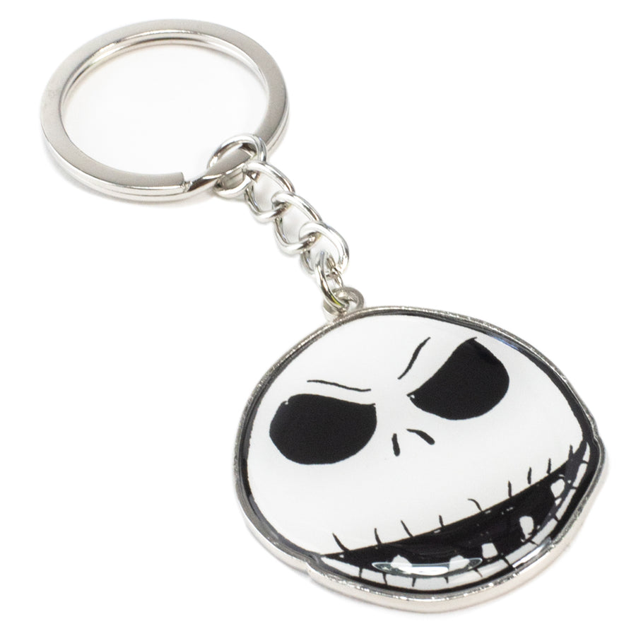 Keychain Metal - Nightmare Before Christmas Jack Expression14