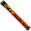 Luggage Strap - Lion King HAKUNA MATATA Sunset Oranges/Black