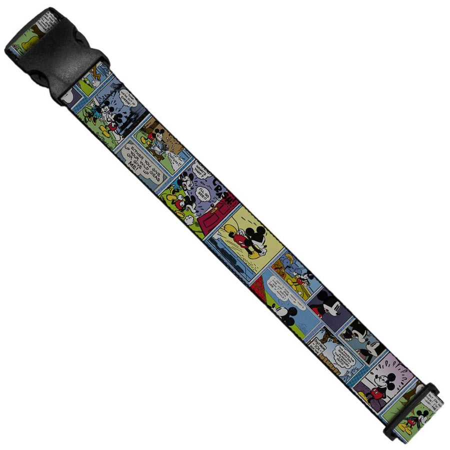 Luggage Strap - Mickey & Minnie Comic Strip