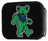 Dancing Bear FCG Black/Green - Black Rock Star Buckle