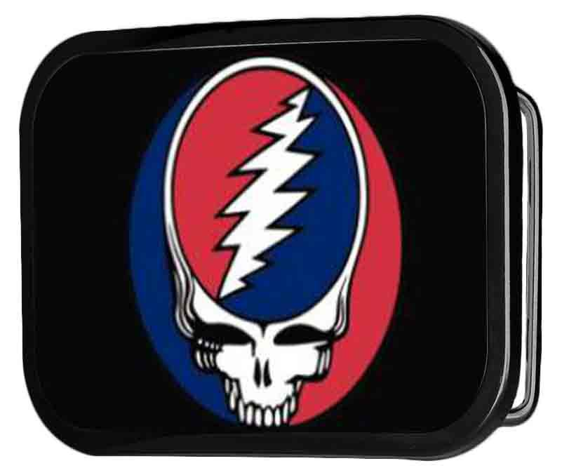Steal Your Face FCG Black/Color - Black Rock Star Buckle