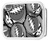 Steal Your Face Stacked FCG Gray - Matte Rock Star Buckle