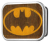 Batman Framed FCWood Black/Yellow - Matte Rock Star Buckle